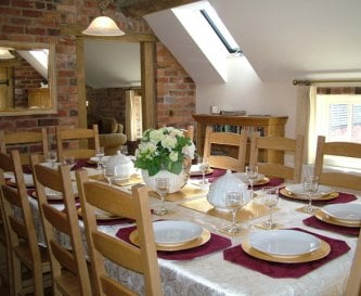 Billys Bothy Dining Room