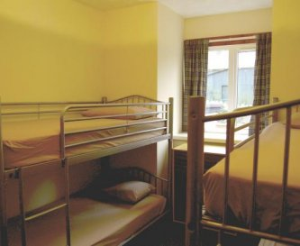 One of bunk rooms