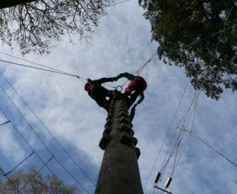 High Ropes Course - All Aboard