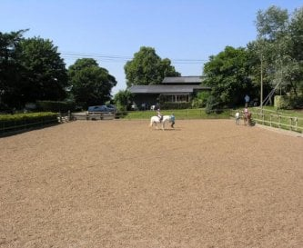 BHS Approved Riding School on site
