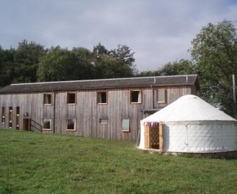 Goblin Combe Lodge & Yurt