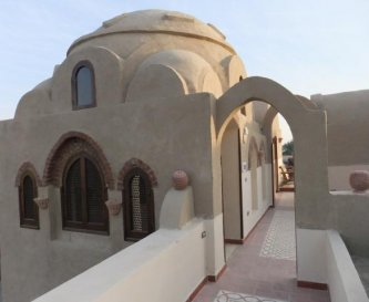 Villa Rosamund roof terrace