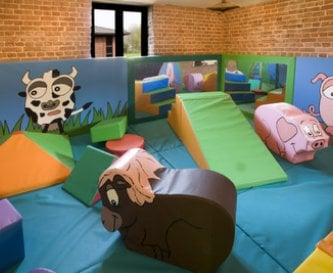 Soft Play Barn - For under 5's