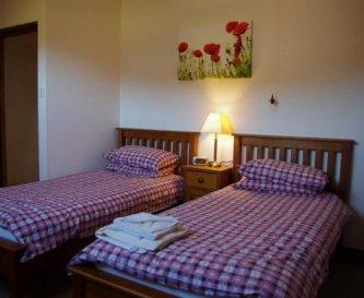 Y Stabl Self Catering Cottage Bedroom