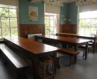 Dining room (one side)