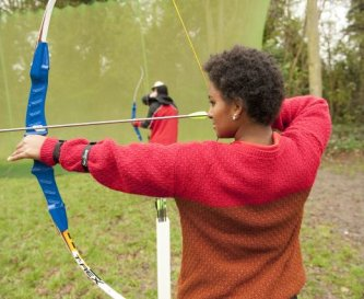 Archery is one of the great activities we offer.
