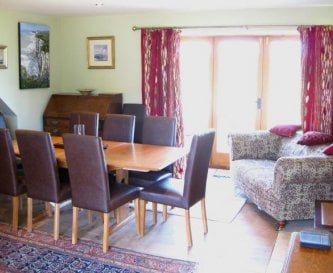 Dining in Seaton Court  - up to 22 people