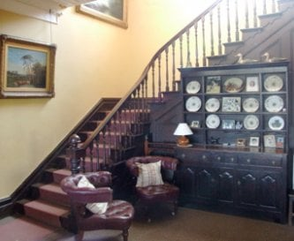 Main Staircase from Hall