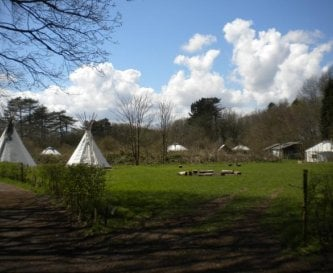 Campsite @ The Sustainability Centre