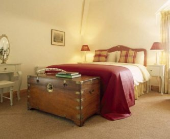 The Stables master bedroom