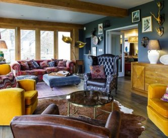 Cottage Sunroom - Relaxation room extraordinaire