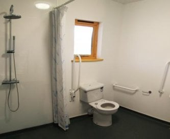 Disabled access / family bathroom