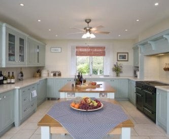 Kitchen at WIdcombe Grange
