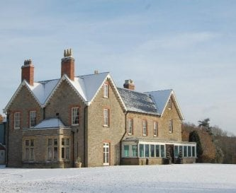 Winter at Bishopswood House