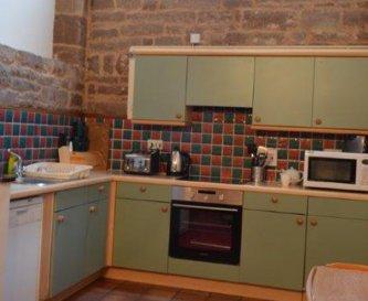 Wye kitchen