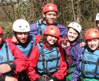 Outdoor Activity with Conwy Youth Hostel/Proactive