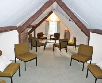 Roof room - a recreational or quiet space