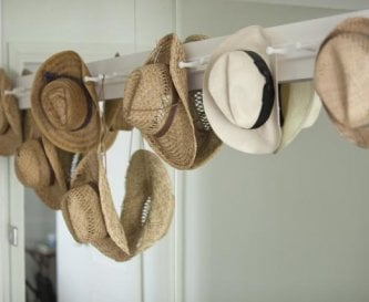 Our beach hat collection