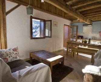 Chalet La Giettaz Apartment One