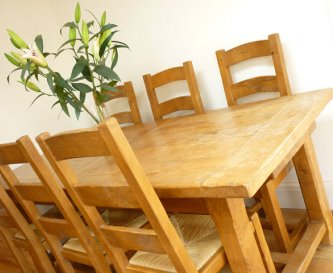Dining Table - seats 10