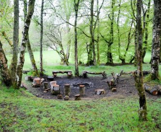 Outdoor Activity Centre Near Mitcheldean Gloucestershire