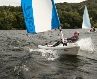 We offer water activities on Lake Windermere.
