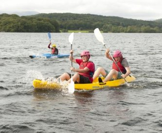 Why not test out what Lake Windermere has to offer