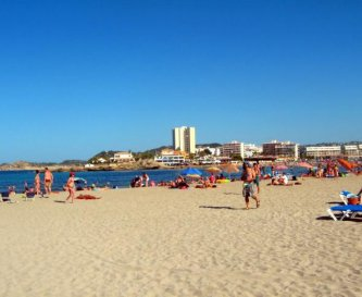 Javea Beach 15 minutes away