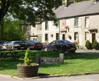 Red Lion Pub, with great food is just 5 mins walk.
