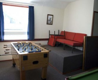 Lounge - games area