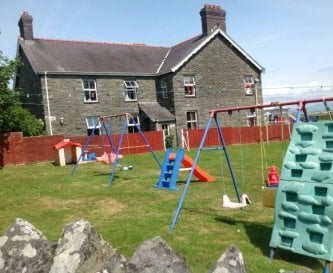 Farmhouse and second playground for all to enjoy