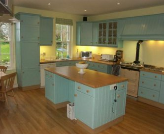 Manorhouse Kitchen with Aga