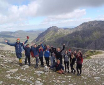 Mountain Walking, Snowdonia