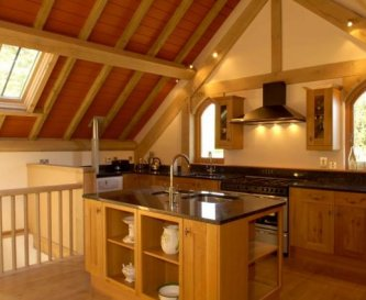 The Kitchen in Orchard Lodge