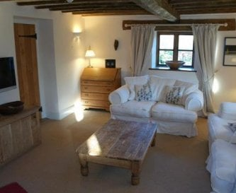 Sitting room Timberstone self catering cottage