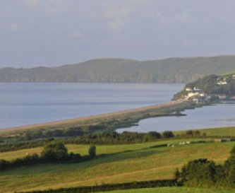 Great views of the Start Bay Coast