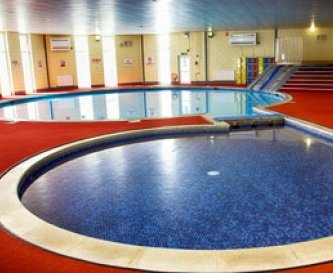 Indoor swimming & childrens' pools