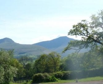 The Brecon Beacons are on the doorstep!