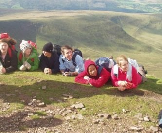 Views from Pen y Fan