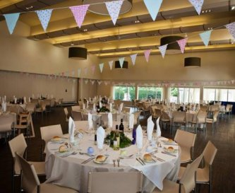 Versatile function rooms to show your personality